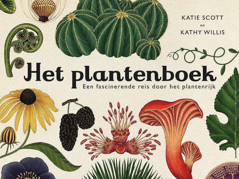 Het plantenboek fragment