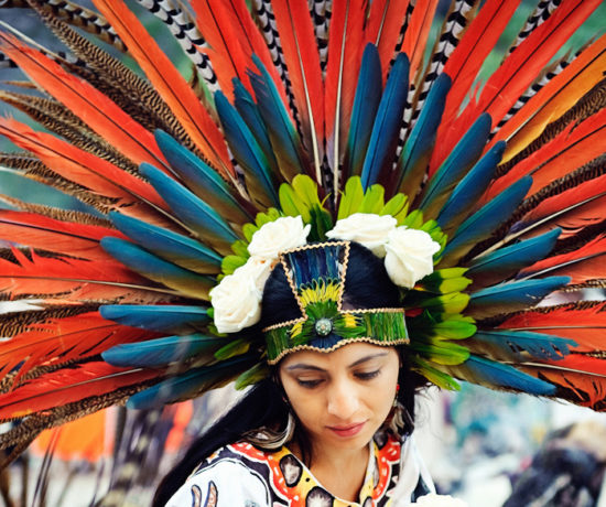 Mexicaanse bruid - Foto Alejandro Aquirre