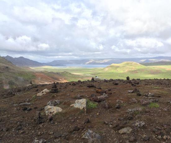IJsland - Krysuvik