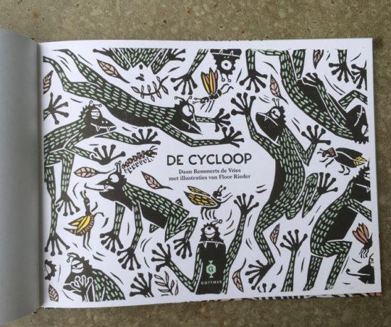 Voorblad De cycloop