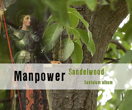 Sandelhout - Claudia de Vos