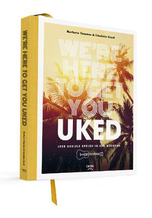 Uked - het boek, cover