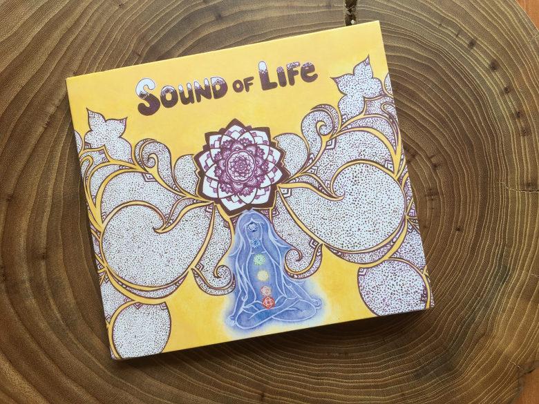 cd Sound of Life - Irene Sportel